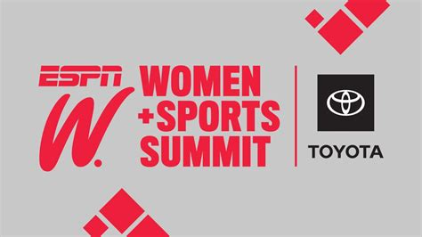 espnW: Women + Sports Summit (Day 2) | Watch ESPN