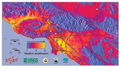 usgs earthquake hazards program  nehrp investing