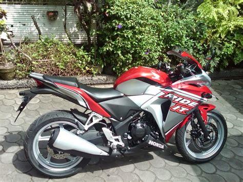 Modifikasi Cbr 250 Repsol by Foto Modifikasi Honda Cbr 250 Thecitycyclist