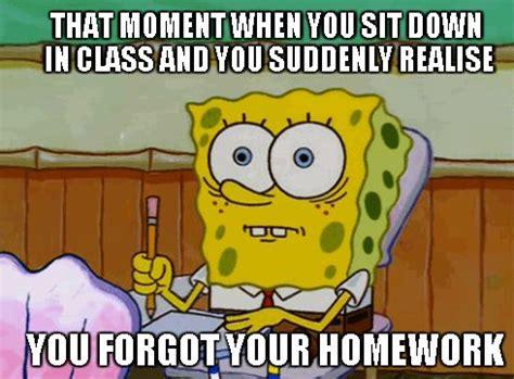 Spongebob Homework Meme - best spongebob squarepants memes coloring pages and quotes