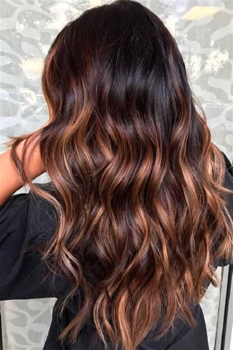 Hairstyles Brown With Highlights by Brown Hair Styles With Highlights And Lowlights