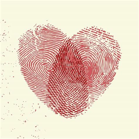 fingerprint wedding invitation hitchedcoza