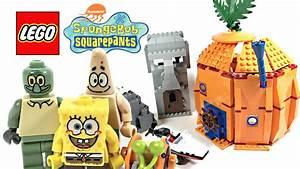 Lego Spongebob Squarepants Bikini Bottom Review 2006 Set
