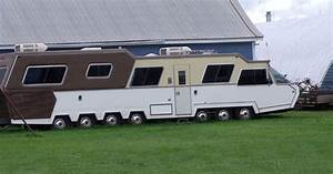 No One Believed He Would Build This Spaceship Rv