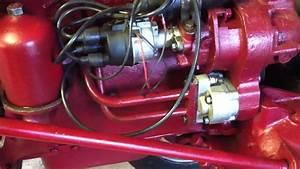 Farmall Super A - Brand New Hydraulic Pump