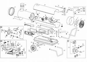 Mr  Heater 1000id Parts List And Diagram