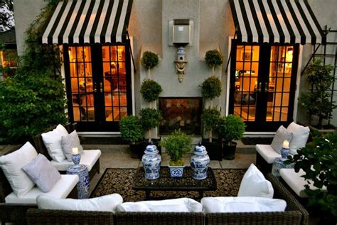Outdoor Patio With Blue And White Accents  Love This!  A. What Is An Inexpensive Patio Material. Patio Furniture For Sale Phoenix. Belham Living Patio Furniture. Brick Paver Patio Diy. Outdoor Patio Dining Sets For Sale. Concrete Patio Photos. Patio Design Ideas Images. Discount Patio Furniture Phoenix