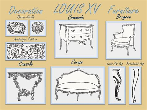canapé style louis 15 part 2 louis xv 2 create the provincial style