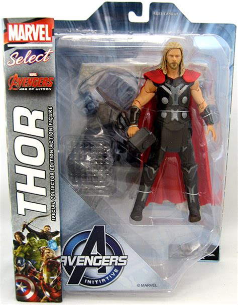 avengers aoa thor marvel select action figure avengers 2