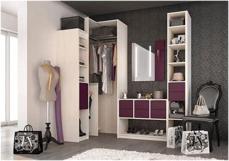 dressing pour chambre rangement de chambre les astuces idees decoration deco