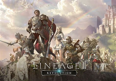 lineage 2 revolution official site, Lineage2 Revolution – Netmarble, Lineage2 Revolution – Netmarble.