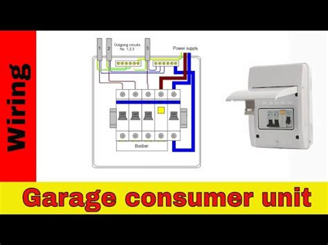 rcd wiring installation  distribution board hindi urdu video tutorial
