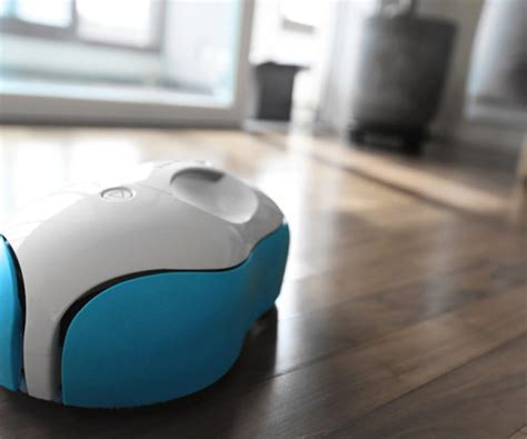 Floor Mopping Robot 2016 by Gadgets