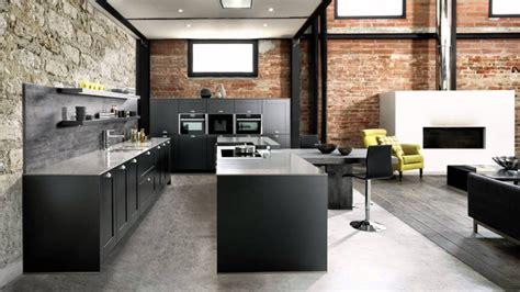 deco cuisine style industriel cuisine industrielle les éléments déco à avoir
