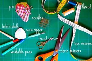 Sewing School Lesson 3: Sewing Supplies - Oh You Crafty Gal