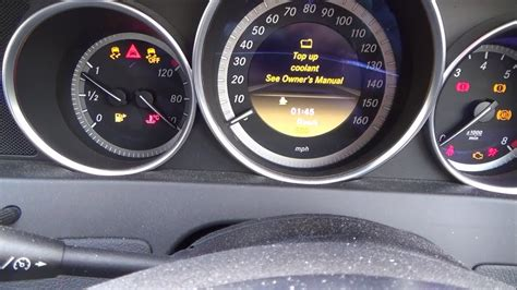 This symbol tells you where to look for further information on a topic. Mercedes C Class Dashboard Symbols And Meanings