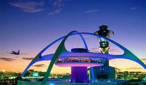 Lax Observation Deck Open by Quot Theme Building Quot Observation Deck At Lax Reopens On July