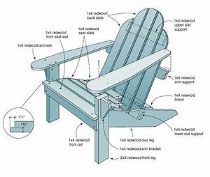 3 Adirondack Chair Plans To Try This Season