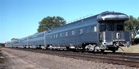 Santa Fe – Eisenhower Passenger Special | Southwest Rails