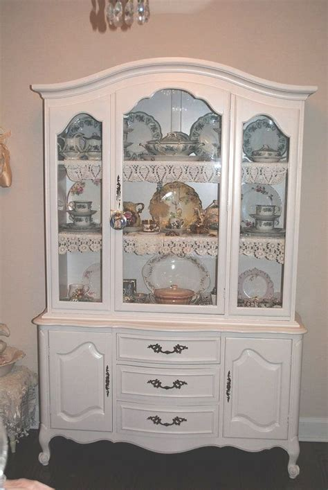 shabby chic dining room hutch 61 best china cabinets and hutches images on pinterest china cabinets painted furniture and