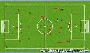 Custom Yearly Planner Football Soccer When To Dribble When To Pass Tactical