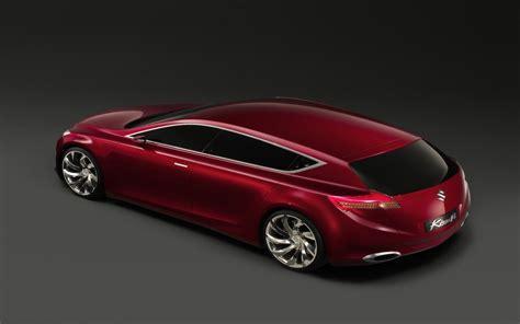 รถยนต์ Suzuki Kizashi แนวคิดพื้นแนวคิด-รถยนต์-วอลเปเปอร์