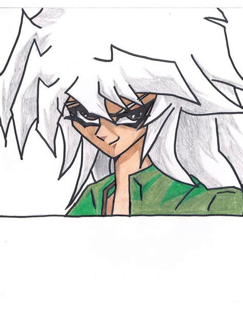 bakura from yu gi oh by anime lover010 on deviantart