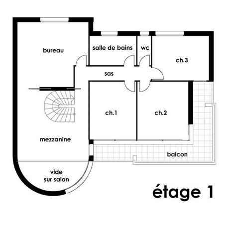 les chambres d une maison plan d une maison de luxe moderne solutions pour la