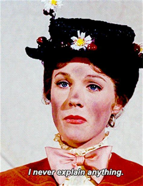 Movie Mary Poppins quotes, messages and images