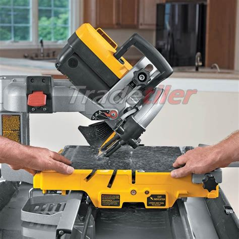 dewalt tile saw with stand dewalt d24000 saw tile cutter in stock for uk next