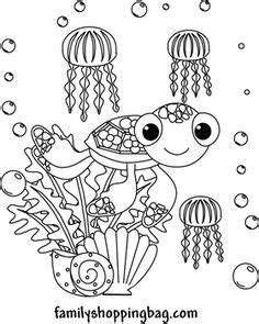 Finding Nemo Coloring Pages Color Bros Nemo Sea Turtle Coloring Pages Color Bros