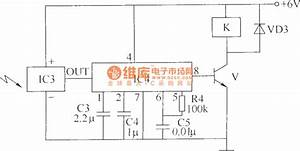 Wireless Remote Control Switch Circuit Diagram 1 - Remote Control Circuit