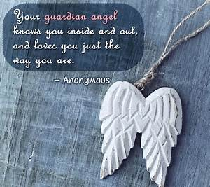 30 Magically Beautiful Quotes About Guardian Angels