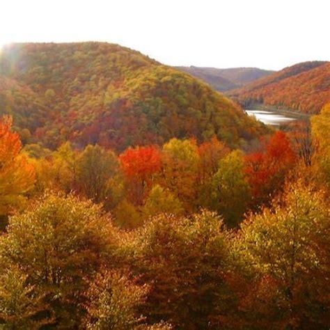pennsylvania scenery honesdale pocono mountains schrute farms pa fall foliage tripadvisor rate
