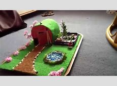 My Anderson shelter completely finished tah dah YouTube