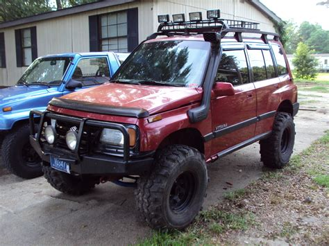 Suzuki Sidekick 1994 by 1994 Suzuki Sidekick Information And Photos Zomb Drive