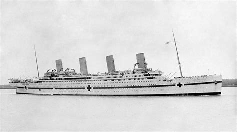Britannic Sinking In Real Time by Hmhs Britannic Wikipedia