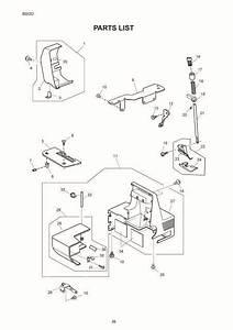 Janome 8002d Sewing Machine Service