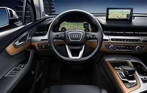 Audi Q7 Interieur : 2018 audi q7 interior pictures 2020 auto review ~ Nature-et-papiers.com Idées de Décoration