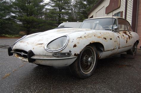 E Type Jaguars For Sale by 1967 Jaguar E Type Series1 Coupe 2 2 S Match 4 Speed