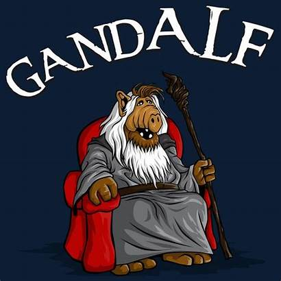 Gandalf Cool Cartoon Cartoons Neatoshop