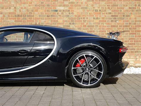 Where To Buy A Bugatti Chiron by 2017 Used Bugatti Chiron Nocturne Black