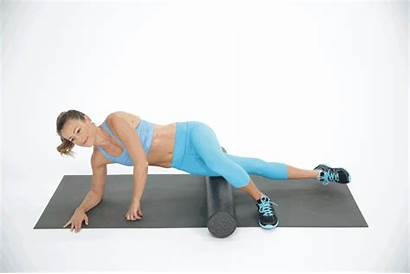 Foam Rolling Recovery Band Roll Fitness Giphy