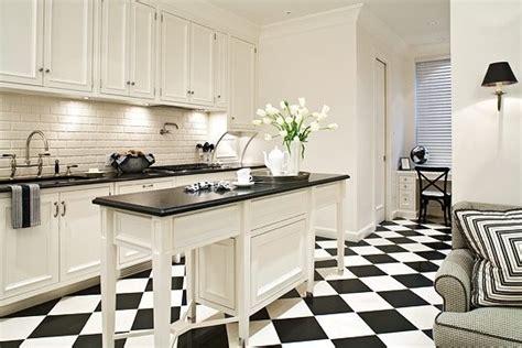 black and white check kitchen accessories hermosas cocinas en color blanco y negro 9266