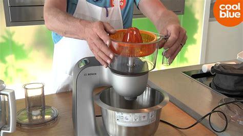 Bosch Kitchen Machine Mum5 Styline Review