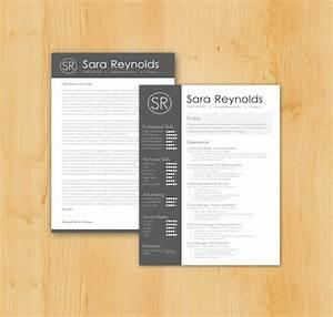 custom resume cover letter writing and design on luulla With custom letter design