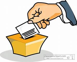 Voting : vote02 : Classroom Clipart