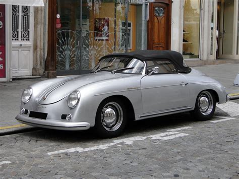 Porsche 356 Speedsters For Sale by The Timeless Porsche 356 Speedster Is An Iconic Car With