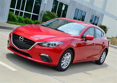 2014 Mazda3 I Grand Touring Hatchback 6-speed Manual