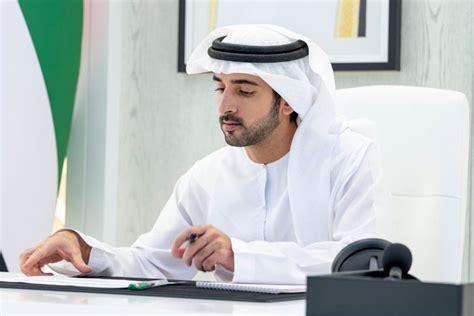 Sheikh hamdan bin rashid greets sheikh saif bin zayed, deputy prime minister and minister of interior, during an iftar reception at mushrif palace on july 1, 2014. Sheikh Hamdan announces Dhs315m economic stimulus package for Dubai